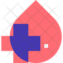 Blood Laboratory Doctor Icon