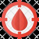 Blood Type Target Icon