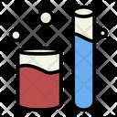 Blood Vaccine Medicine Icon