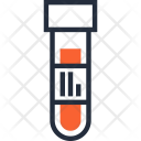 Blood Container Medicine Icon