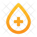 Blood Health Healthcare Icon