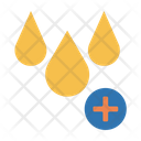 Blood Blood Bank Clinic Icon