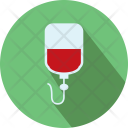 Blood Bank Bag Icon