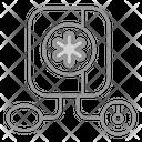 Blood Apparatus Icon
