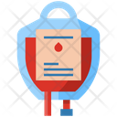 Blood Bag Blood Transfusion Blood Icon