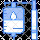 Blood Bag Bag Blood Icon