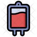 Blood Bag Blood Blood Transformation Icon
