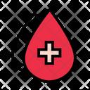 Blood Test Laboratory Icon