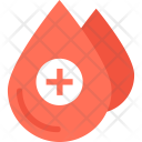 Blood Drop Hospital Icon