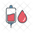 Blood Bottle Icon