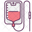 Blood Bottle Medicine Icon