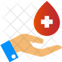 Blood Donate Icon