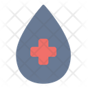 Blood Care Drop Icon