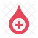 Blood Donation Healthcare Icon