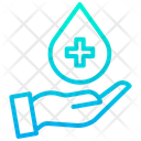 Blood Donate Help Icon