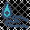 Blood Donate Treatment Icon