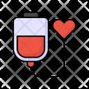Blood Donation Icon