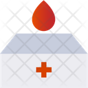 Blood Donation Bank Blood Bank Blood Donation Icon