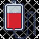 Blood Drip Blood Blood Transfusion Icon
