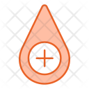 Blood Transfusion Healthcare Icon