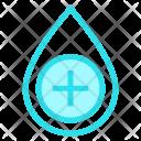 Drop Water Aqua Icon