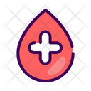 Blood Medical Transfusion Icon