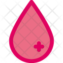 Blood Blood Drop Drop Icon