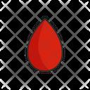 Blood Drop Blood Medical Icon