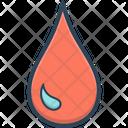 Blood Donation Drop Icon