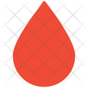 Drop Blood Water Icon