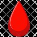 Drop Red Medicine Icon