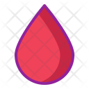Drop Blood Icon