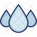 Blood Aid Blood Drop Droplets Icon