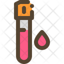 Blood flask Icon