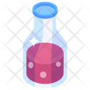 Chemical Flask Blood Flask Laboratory Flask Icon