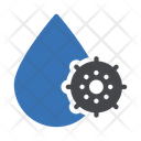 Blood Germs Bacteria Icon