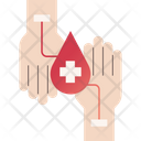 Blood Giving Icon