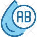 Blood Group Ab Icon