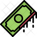 Blood Money Law Icon