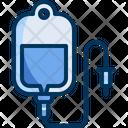 Plasma Blood Drip Icon