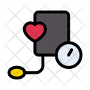 Blood Kit Pressure Icon
