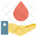 Blood Protection Icon