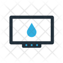 Monitor Report Technology Icon