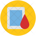 Blood Sample Icon