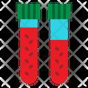 Blood Test Tube Icon