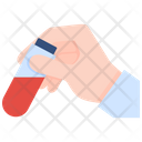 Blood Laboratory Test Icon