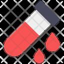 Blood Sample Icon