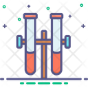 Sample Blood Flask Icon
