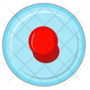 Test Process Tube Icon