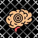 Blood Stroke Brain Stroke Brain Icon